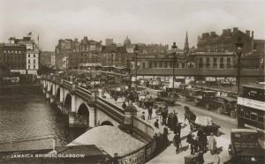 Jamaica Bridge, Glasgow 1890's