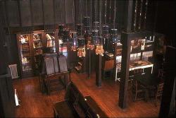 GSOA libray interior