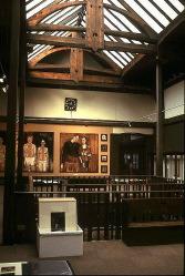 GSOA Museum interior