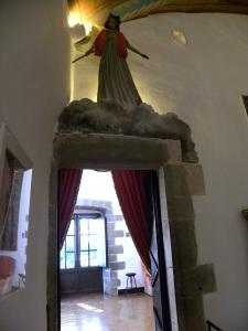 Doorway in Coat of Arms Room