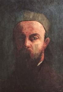 Odilon_Redon Self Portrait Musee DÓrsay
