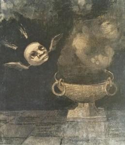 OdilonRedon The Incense Burner